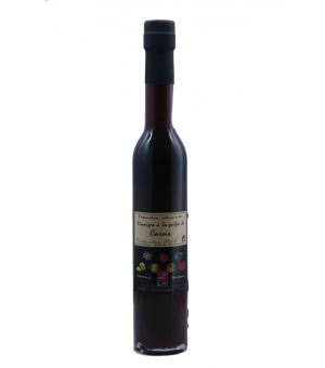 Vinaigre de Cassis à la pulpe de fruits 250ml