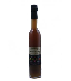 Vinaigre de Pomme verte & miel à la pulpe de fruits 250ml