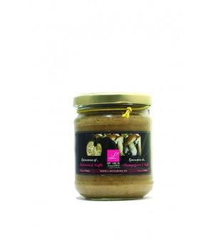 Sauce Truffe blanche et champignons 90g
