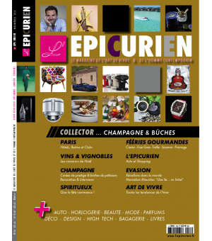Magazine L'Epicurien 133