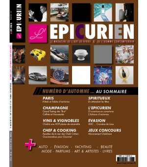 Magazine L'Epicurien 132