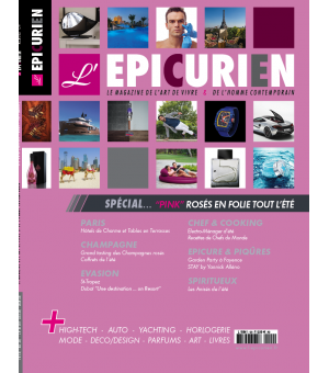 Magazine L'Epicurien 129