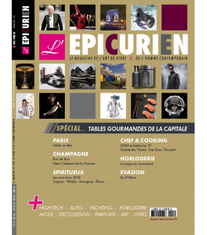 Magazine L'Epicurien 128