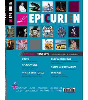Magazine L'Epicurien 127