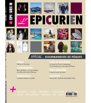 copy of Magazine L'Epicurien 126