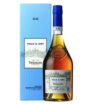 """Cognac Delamain """"Pale & Dry"""" X.O"""