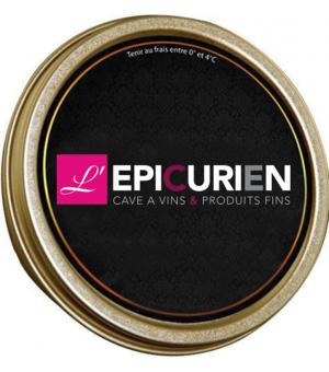 """Caviar d'Aquitaine """"L'Epicurien"""" 500g"""