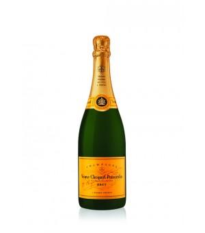 "Champagne Veuve Clicquot Ponsardin ""Carte Jaune"" 75cl"
