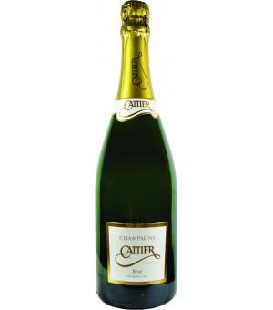 Champagne Cattier brut 1er cru 75cl