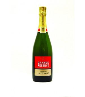 """Champagne De Telmont """"Grande réserve"""""""