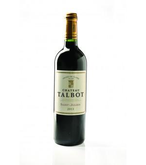 """Château Talbot 2011 """"St-Julien"""" 75cl"""