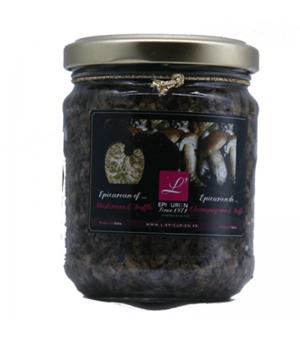 Caviar de Truffes et champignons 180g